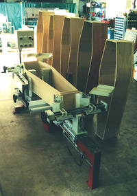 Coffin Assembly Press